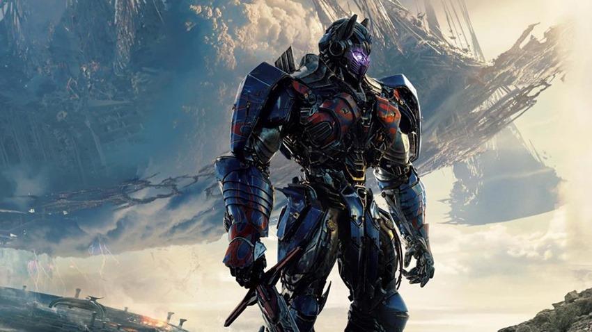 Optimus Last Knight