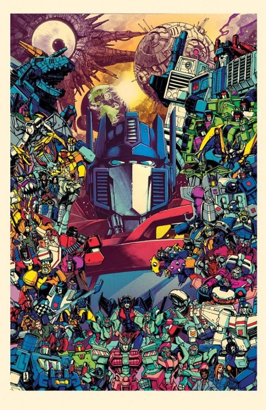 Optimus Prime #25