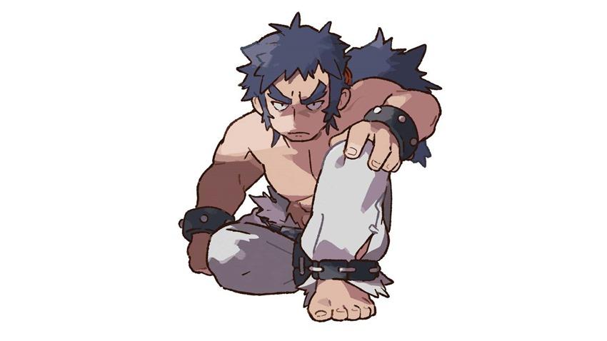 Pokemon-Bruno