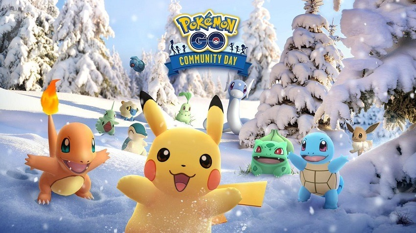 Pokemon GO community day will let you catch up