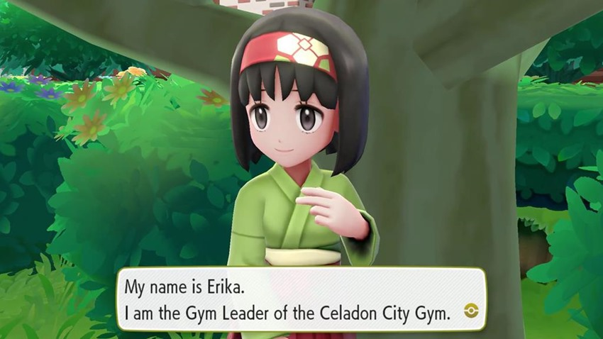 Pokemon let's Go Erika (3)