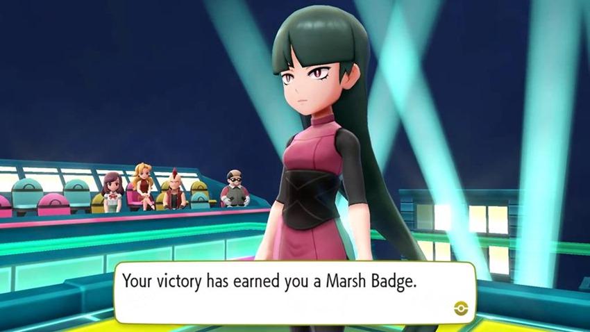 Pokemon let's Go Sabrina (1)