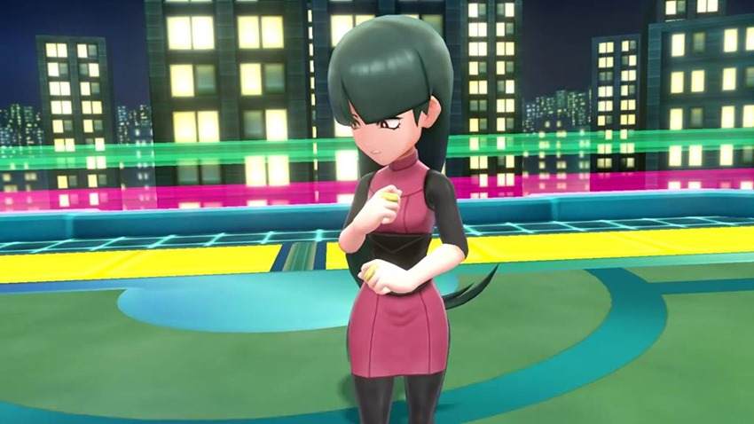 Pokemon let's Go Sabrina (4)