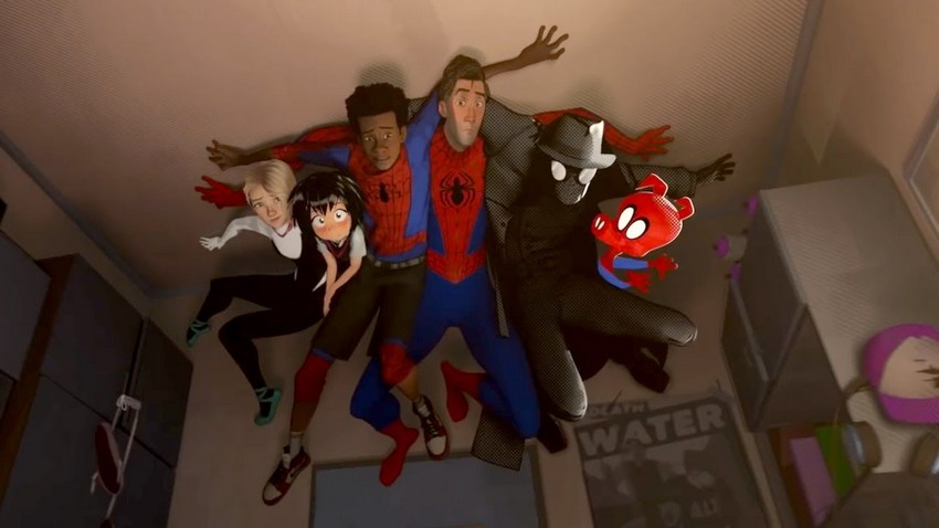 Spider-Man: Into the Spider-Verse sequel and all-female spinoff announced 3