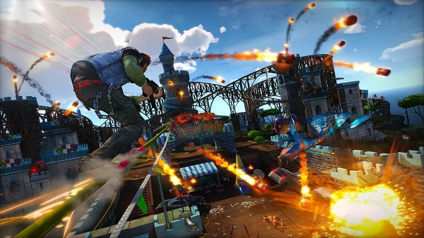Sunset Overdrive rated again for PC