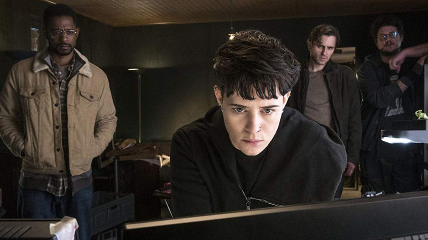 """The Girl in the Spider's Web review - Puts the """"meh"""" in """"Millennium"""" 8"""