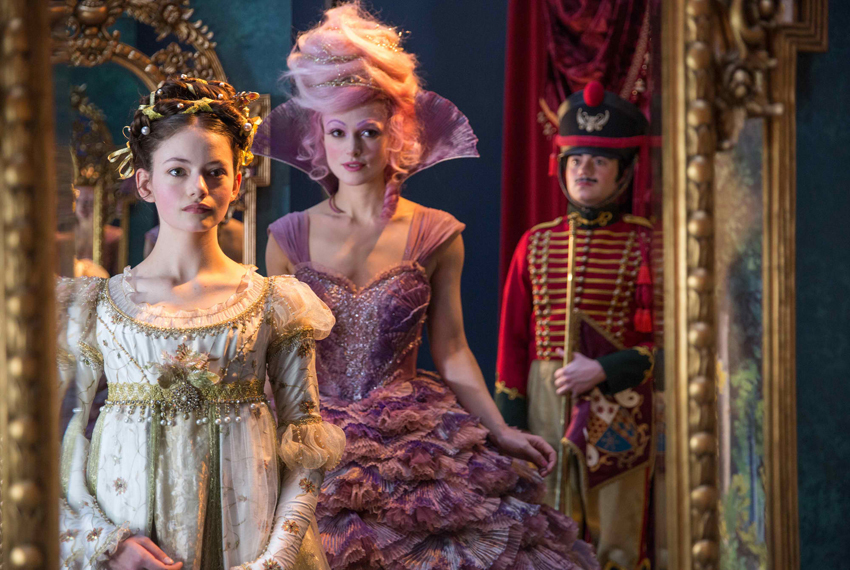The Nutcracker and the Four Realms review - A beautiful, cracked mess 5