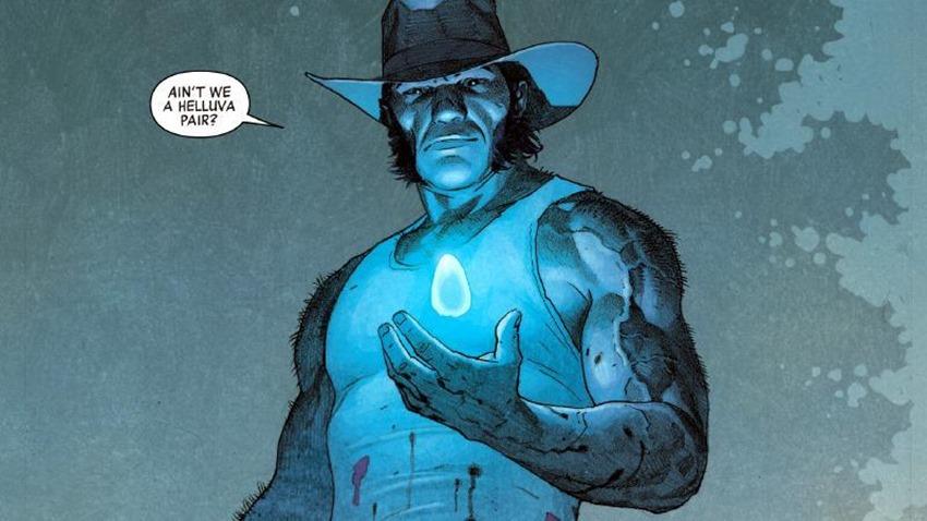 Wolverine stone