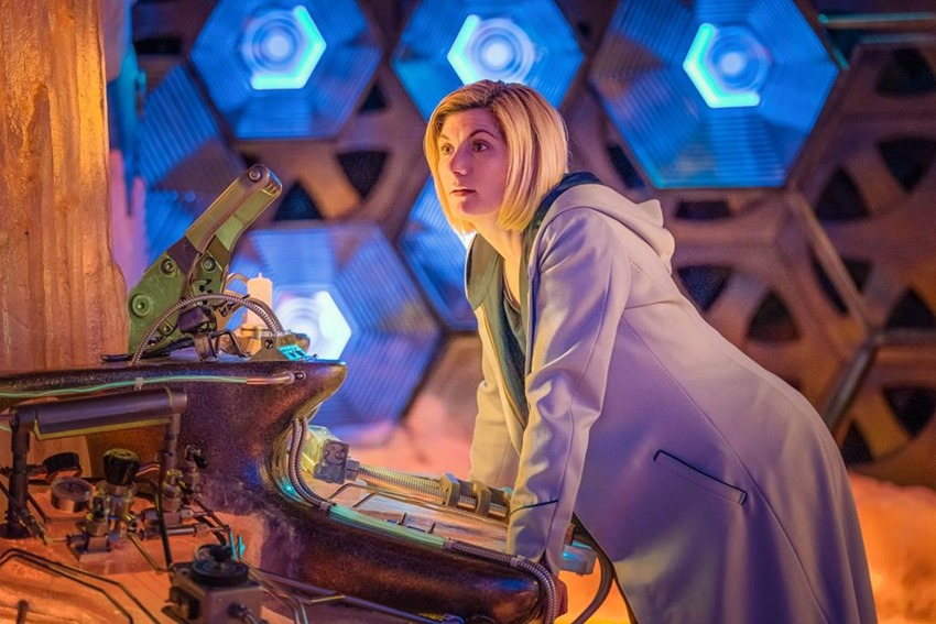 Doctor Who Battle of Ranskoor Av Kolos (2)
