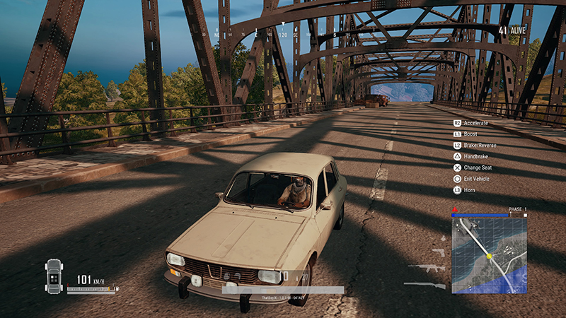 Playerunknown S Battlegrounds Ps4 Review Late Out The Block But