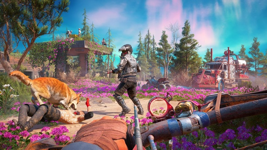 Far Cry New Dawn Everything You Need To Know Exclusive Screenshots And Some Alpha Footage Critical Hit
