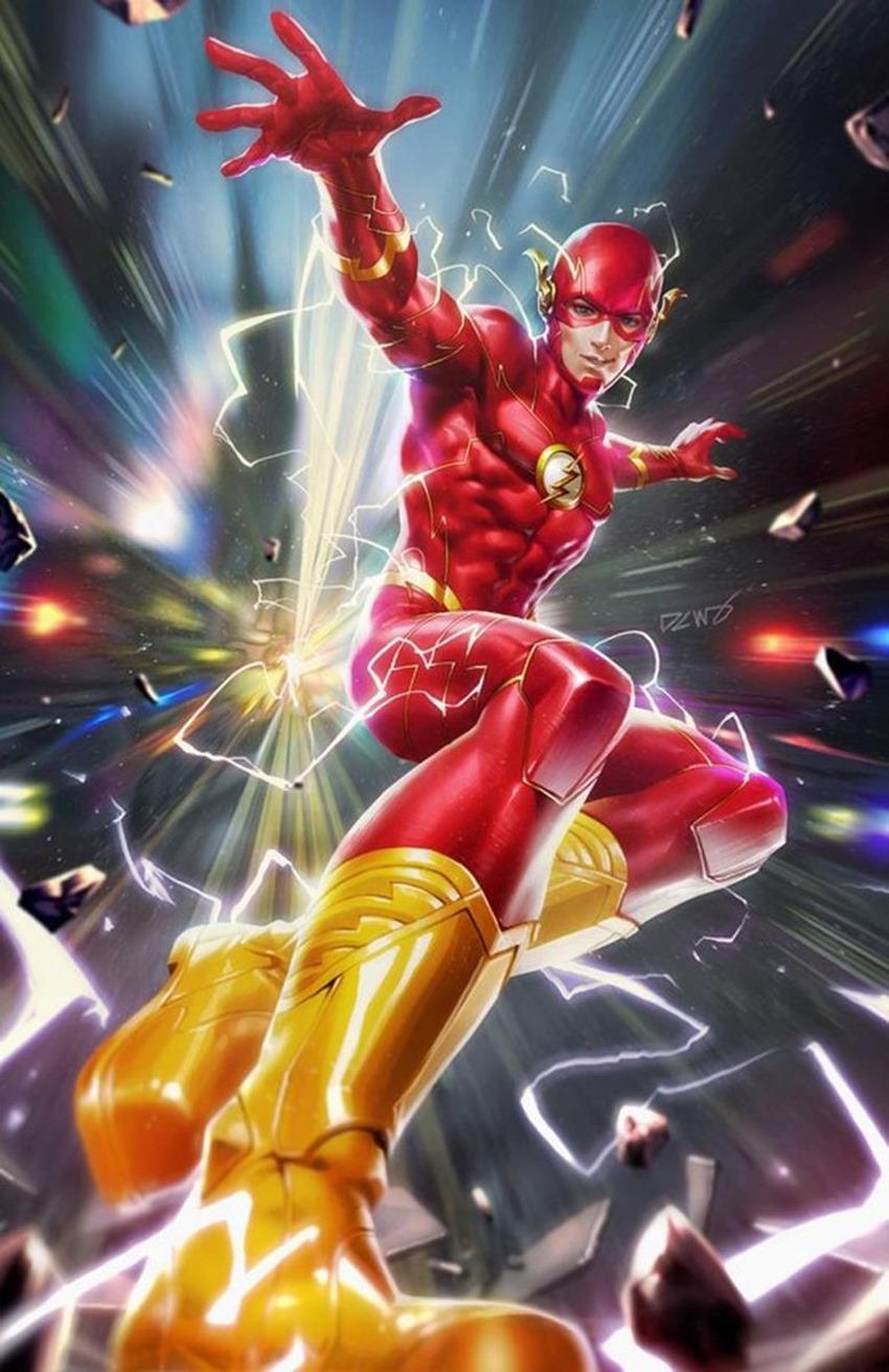 The Flash #60