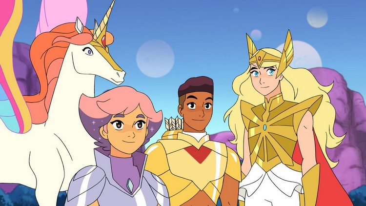 She-Ra and the Princesses of Power review: For the diversity of Gayskull 16