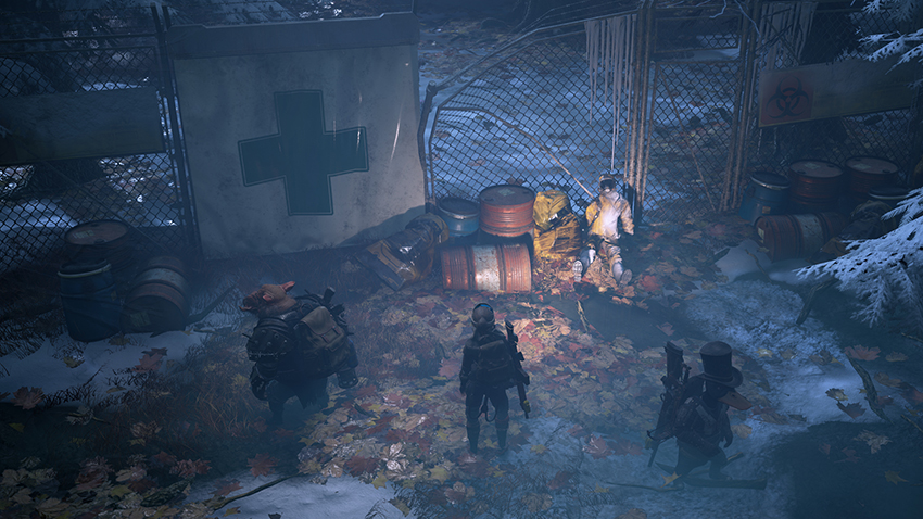 Mutant Year Zero: Road to Eden review - Silent, satisfying strategy 6