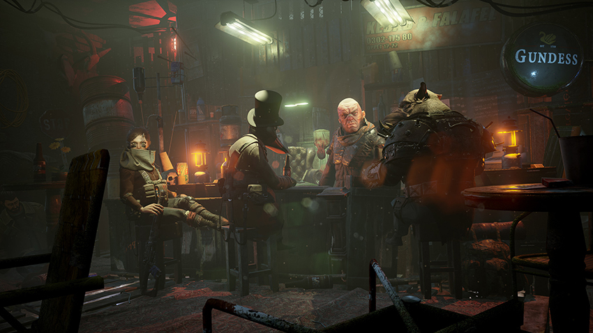 Mutant Year Zero: Road to Eden review - Silent, satisfying strategy 10