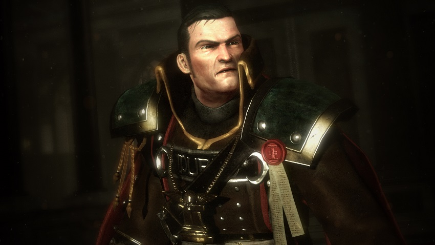For the Emperor! A live-action Warhammer 40k TV series is being developed