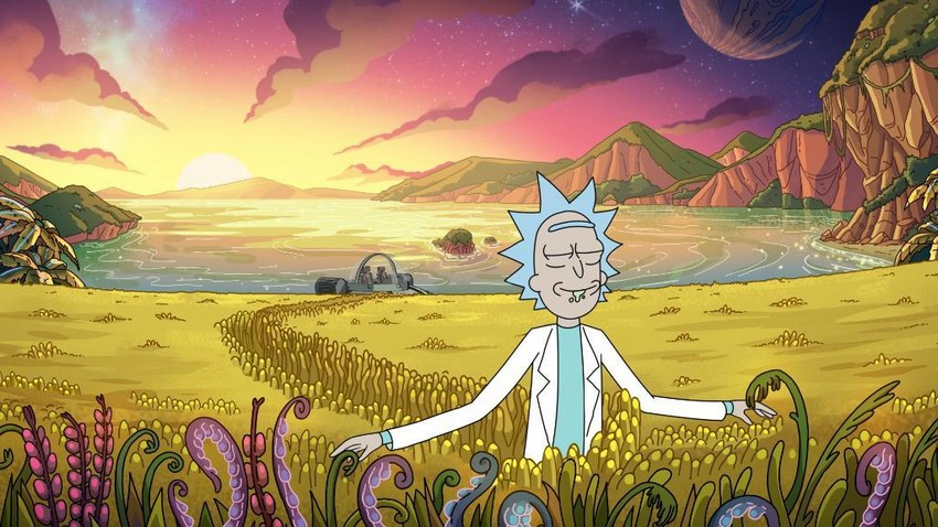 SDCC: First look at Rick and Morty season 4 reveals new character played by Taika Waititi