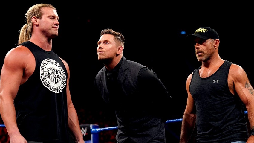 WWE Smackdown LIVE Results July 23 2019 – The heartbreak kid receives some Sweet Chin Music of his own