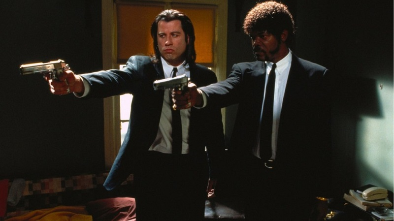 Tarantino's Star Trek movie to be Pulp Fiction in space