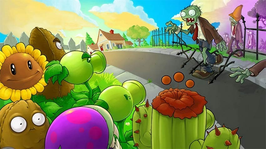 There's a zombie on your lawn again: Plants vs Zombies 3 is available to testers