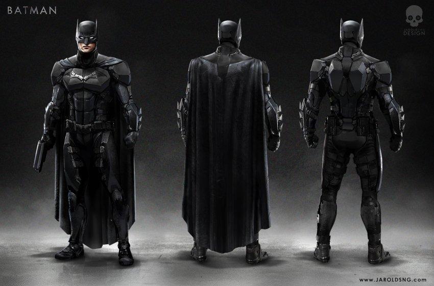 Robert Pattinson in the full The Batman costume looks ...