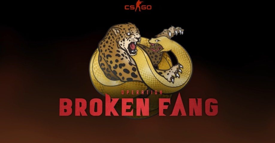 Counter Strike: Global Offensive's Broken Fang Operation is now live