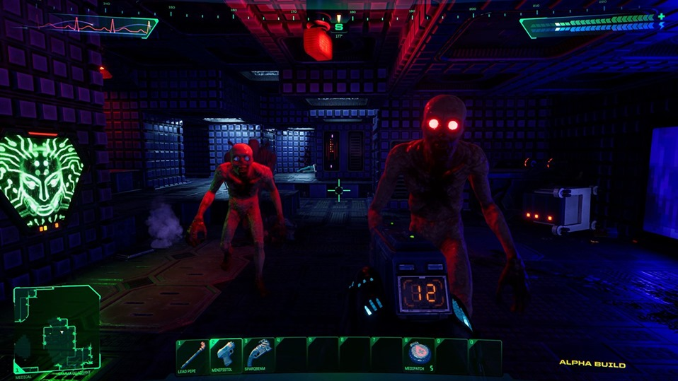 System Shock Remake launches this year, PC demo available now