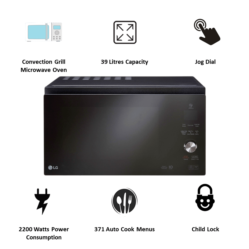 buy lg 39 l convection microwave oven