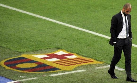 Pep Guardiola marcó una época en FC Barcelona. Foto: AFP