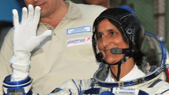 La astronautanorteamericana Sunita Williams será la segunda mujer en la historia en dirigir la Estación Espacial Internacional