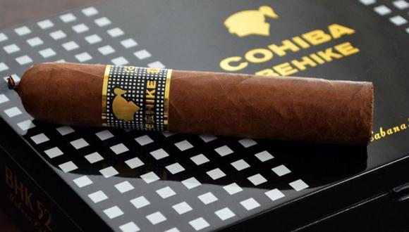 La marca Cohíba lidera venta de tabacos en Centroamérica. Foto: Archivo.