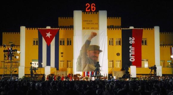 Resultado de imagen para 26 de julio cuba
