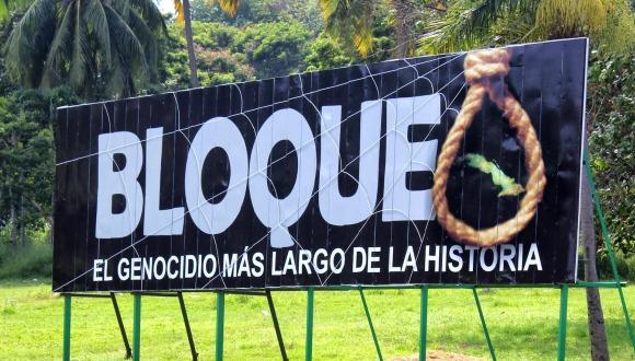 Resultado de imagen para Cuba presentará nuevamente en la ONU resolución contra el bloqueo impuesto por los Estados Unidos