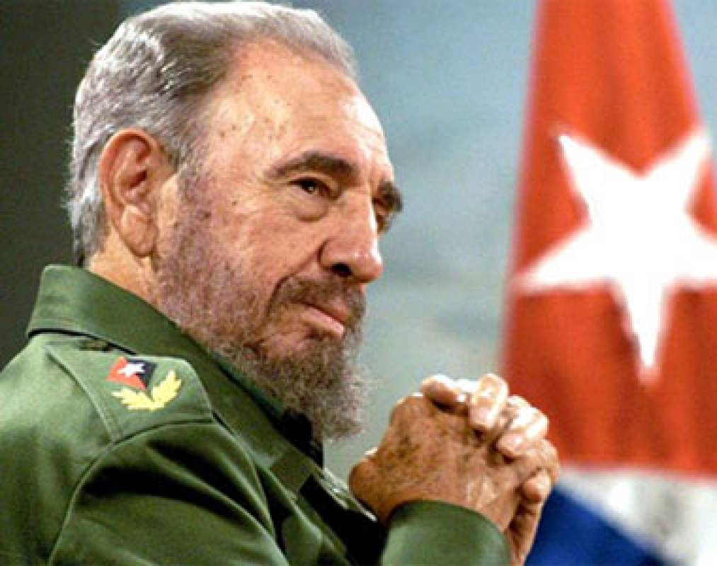 Resultado de imagen de Fidel