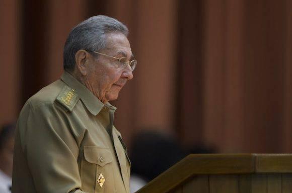 Raúl Castro  Foto: Ladyrene Pérez/ Archivo de Cubadebate