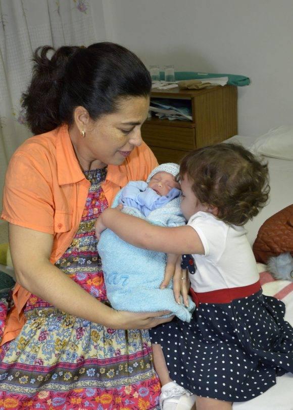 Gema, Gerardito y Adriana. Foto: Estudio Revolución
