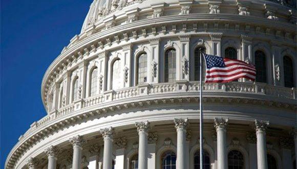 Capitolio de Washington Foto: Archivo.