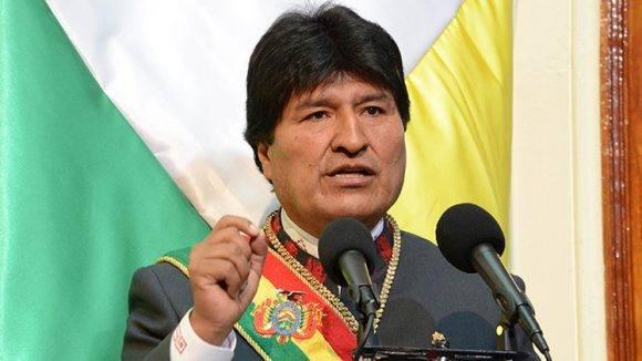 Evo Morales. Foto: Russia Today.