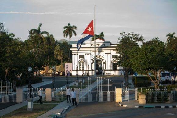 Entrada del Cementerio de Santa Ifigenia. Foto: Irene Pérez / Cubadebate / Archivo