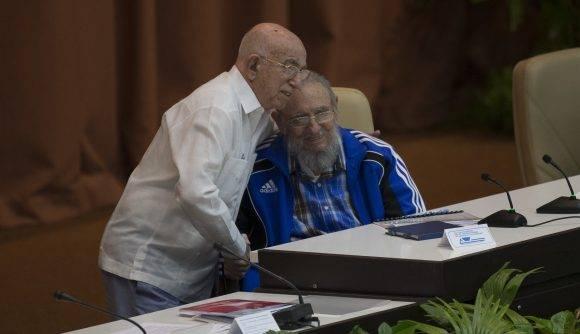 Clausura del VII Congreso del PCC. Foto: Ismael Francisco/ Cubadebate