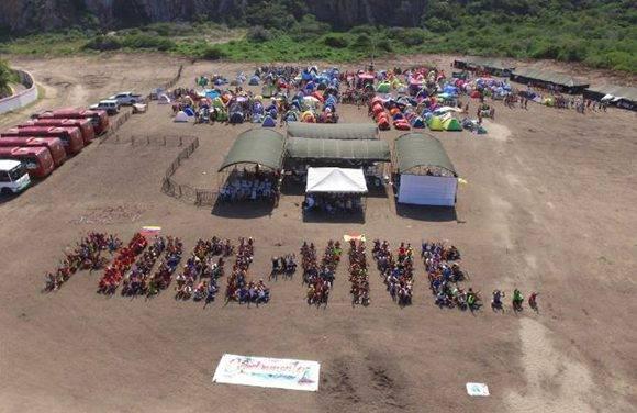 En Aragua, Venezuela. Foto: @JuventudPSUV.