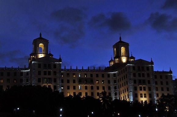 Hotel Nacional, el mejor de Cuba. Foto: Ladyrene Pérez/ Cubadebate.
