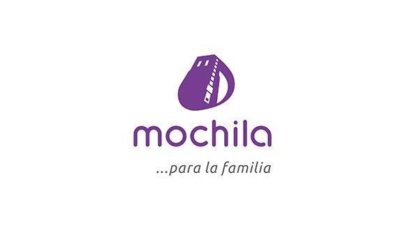 Logo de la mochila.