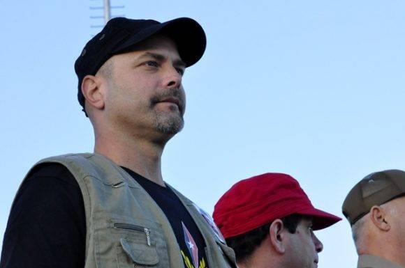 Héroe de la República de Cuba. Gerardo Hernández. Foto: Roberto Garaycoa Martínez/ Cubadebate