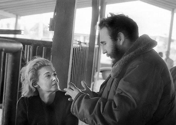 Fidel Castro et journaliste Lisa Howard US.