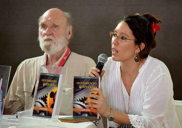 Susana Haug. Foto: Cinthya García Casañas/ Cubadebate.