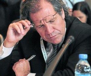 Luis Almagro. Foto: Archivo.