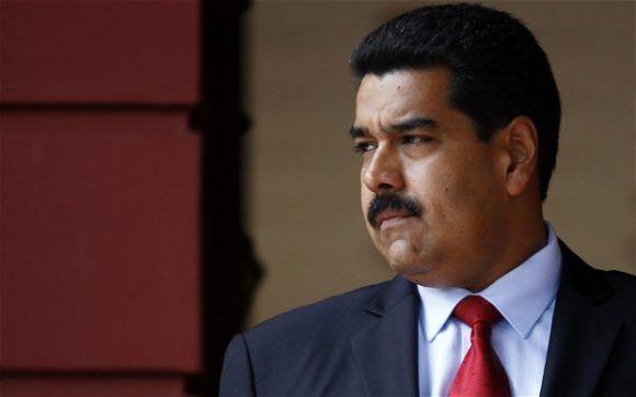 Nicolás Maduro. Foto: Archivo.