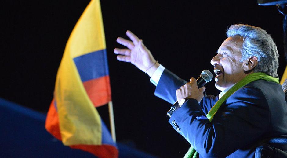 Lenín Moreno es elegido presidente de Ecuador (+ Video)