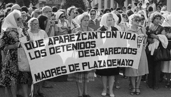 Resultado de imagen para Madres de Plaza de Mayo llaman a sumarse a movilización